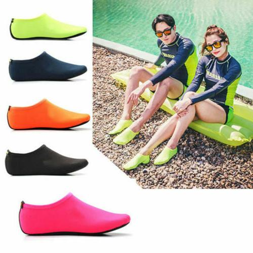 Mens Womens Water Barefoot Socks Quick-Dry Beach Swim Sports