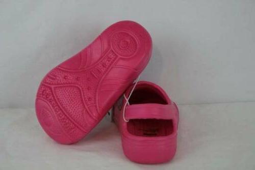 Minnie Water 9 - 10 Clogs Slip