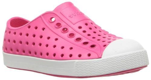 Native baby-girls Jefferson Water Proof Shoes, Hollywood Pin