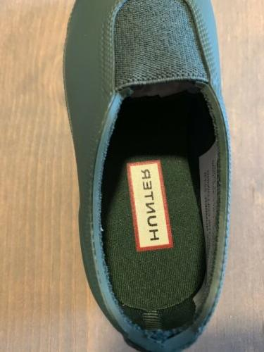 NEW HUNTER Slip On Rubber Shoes Military Size: 8