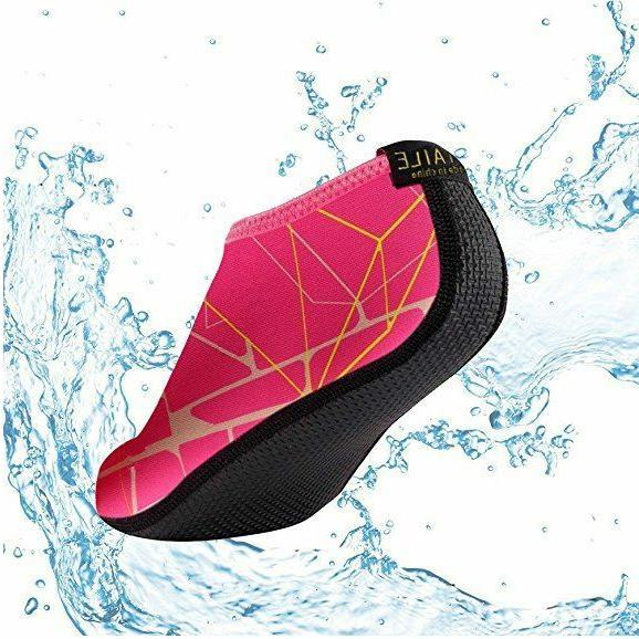Shoes Aqua Beach Socks Yoga Swim Slip Surf