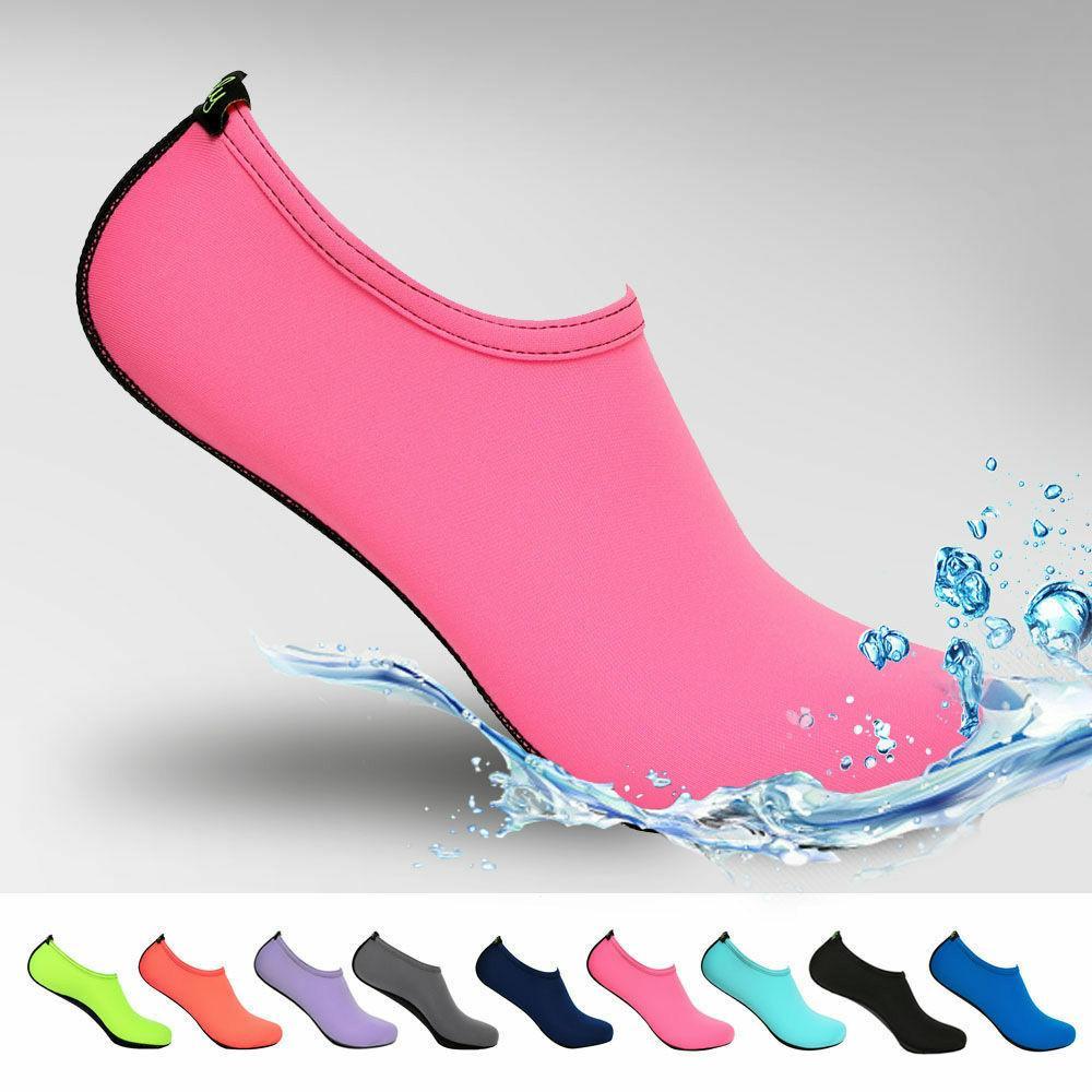 new barefoot water skin shoes aqua socks