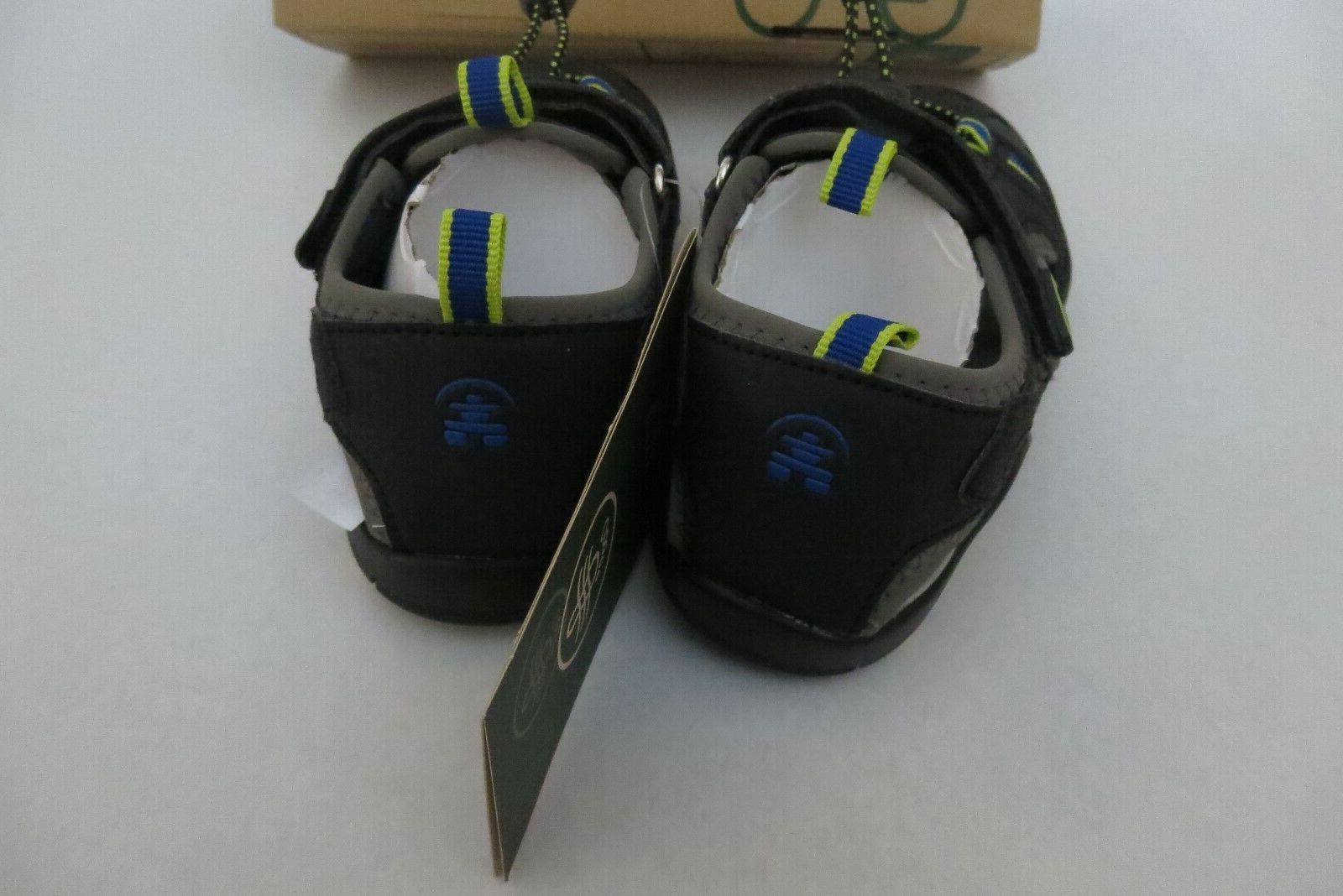NEW Kamik Toe Black Blue Shoes
