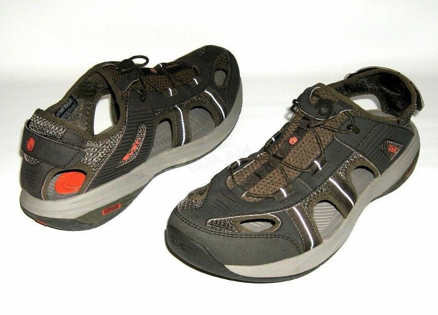 new churnium hybrid water sport trail sneakers