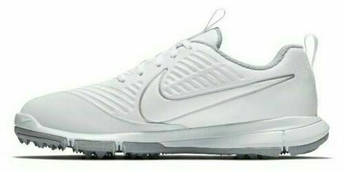 NEW Nike Explorer Womens White Water-Repellent Golf 9.5
