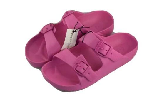 new girl water shoes size lg 2