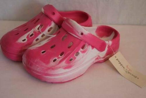 new girls water shoes 2 3 pink
