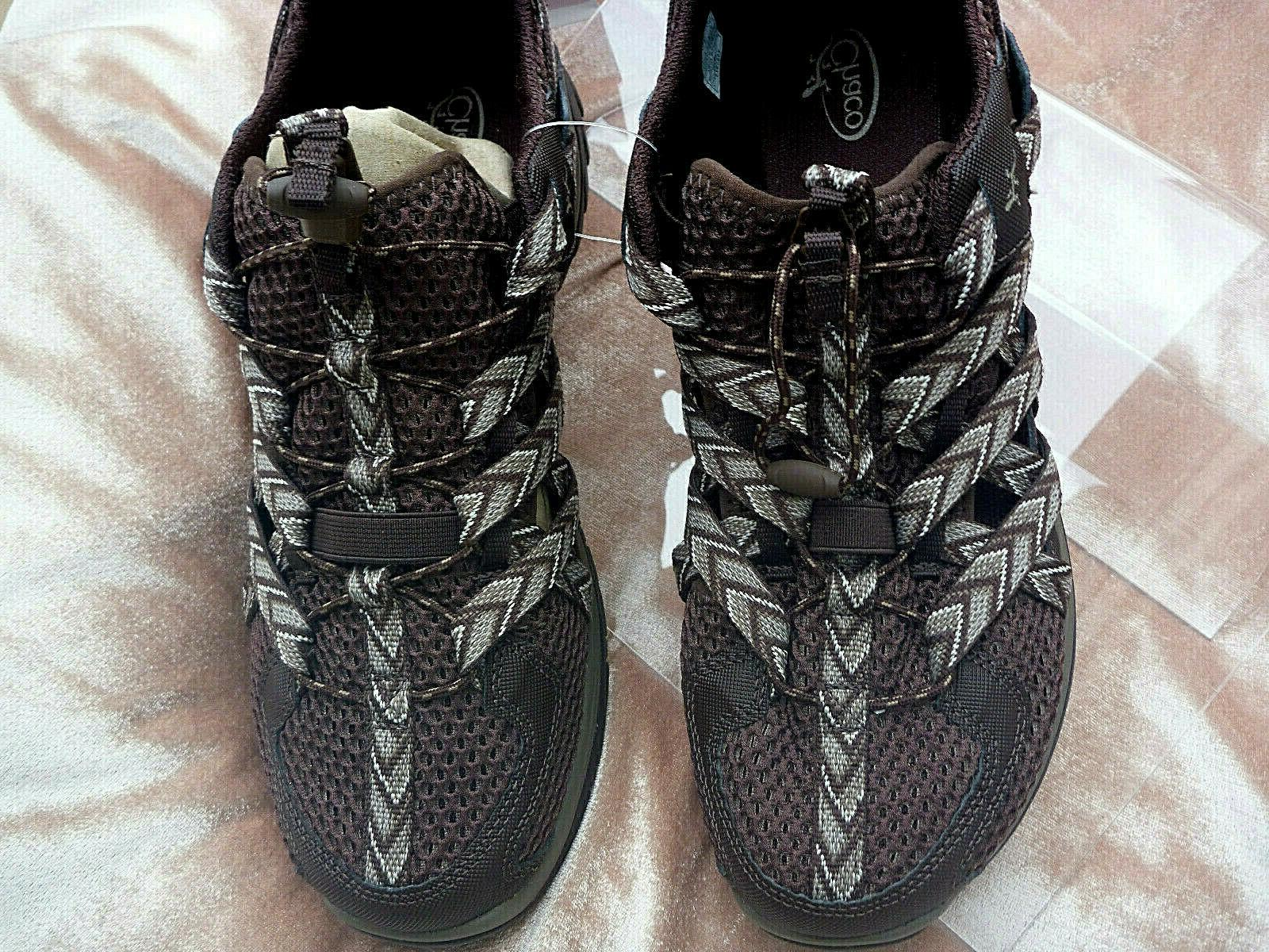 New Evo 1 Shoes Brown sz Mesh Non-marking