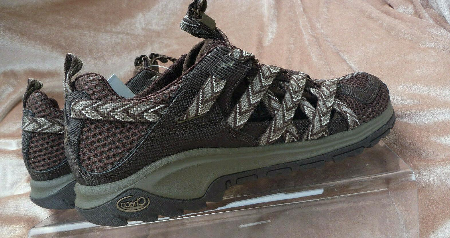 New Outcross Shoes Brown sz 11.5 Mesh
