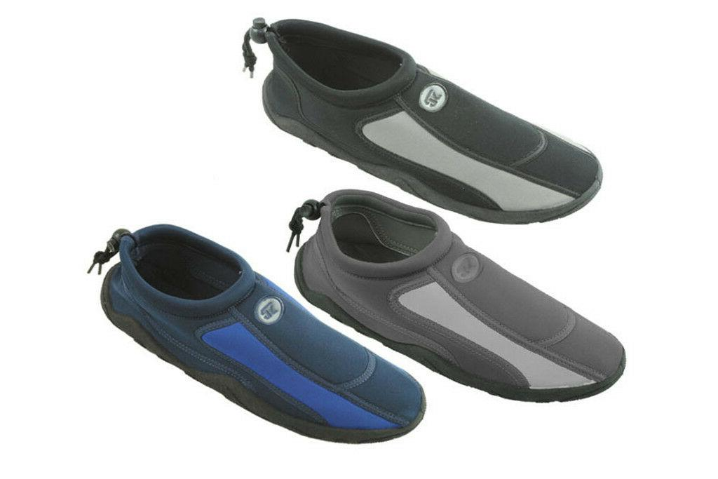 New Men's Mesh Water Shoes Available Styles
