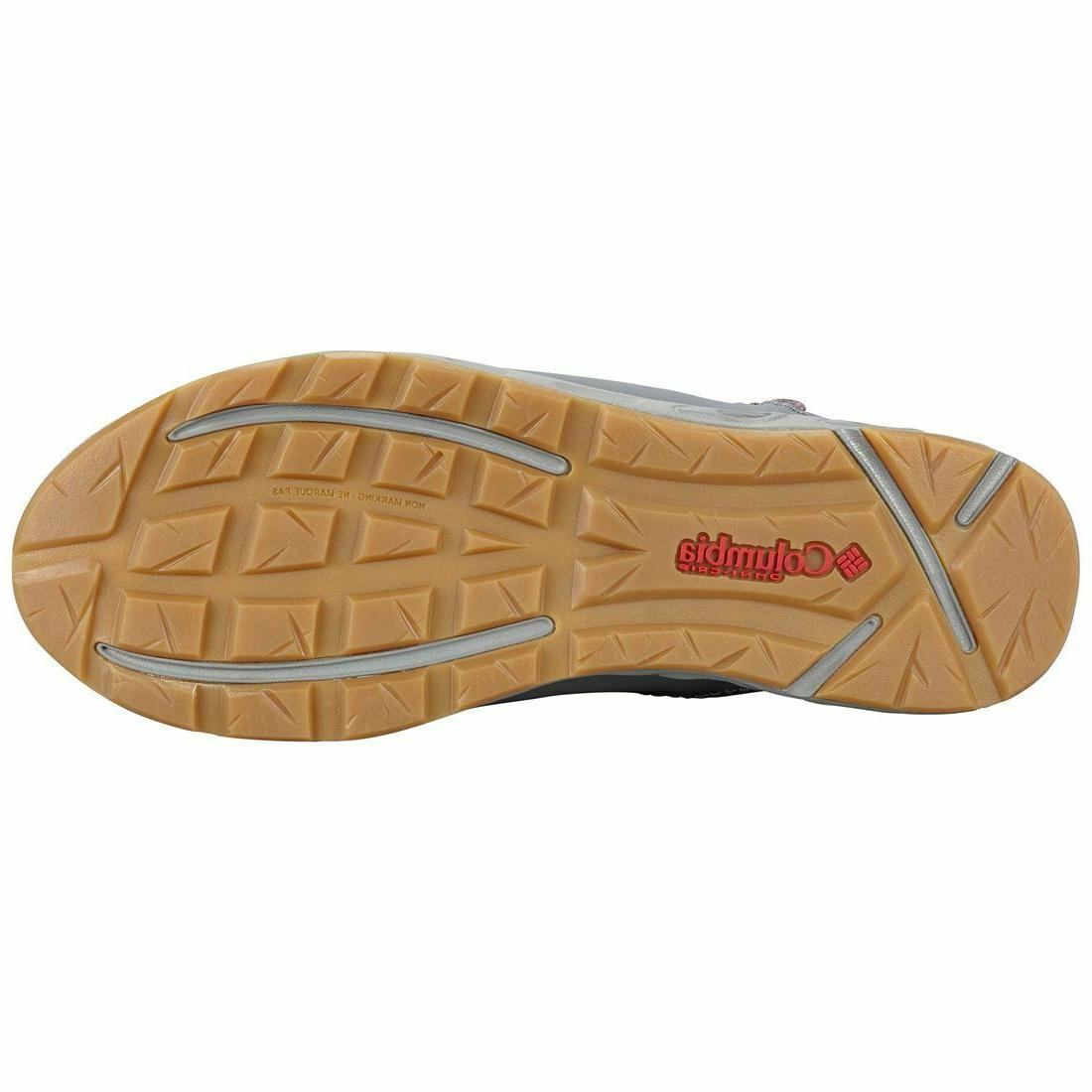 "New Columbia ""Bahama Vent Loco PFG Blood 'n Canvas Shoes"