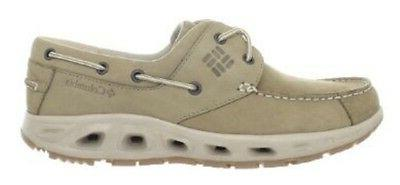 New Leather PFG Techlite Boat Shoes