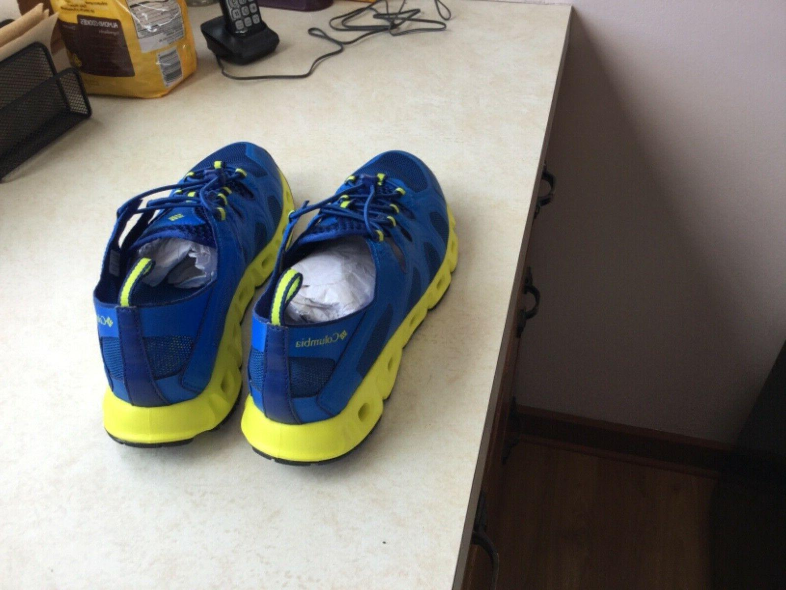 New Columbia III water shoe size 10