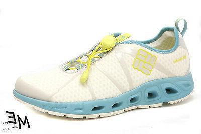 New COLUMBIA Powerdrain Cool Women Water Shoes Sz 9