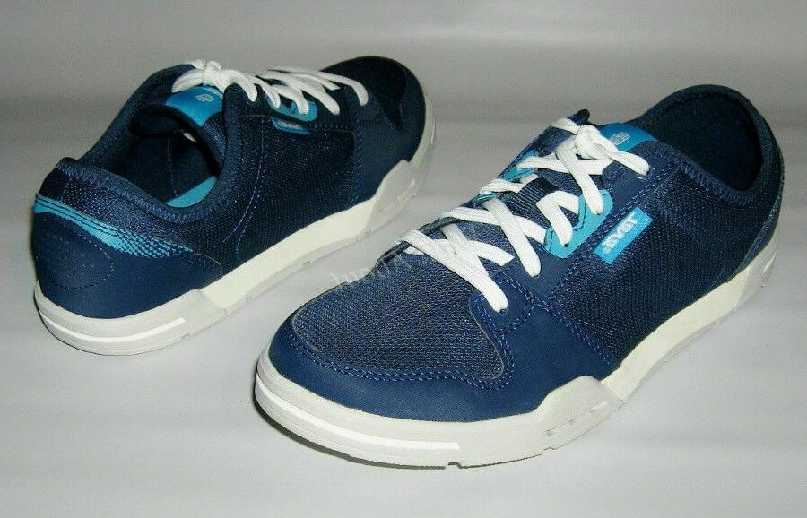 new slimkosi blue hybrid water sport sneakers
