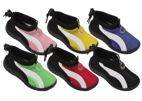 new toddlers kids slip on water shoes