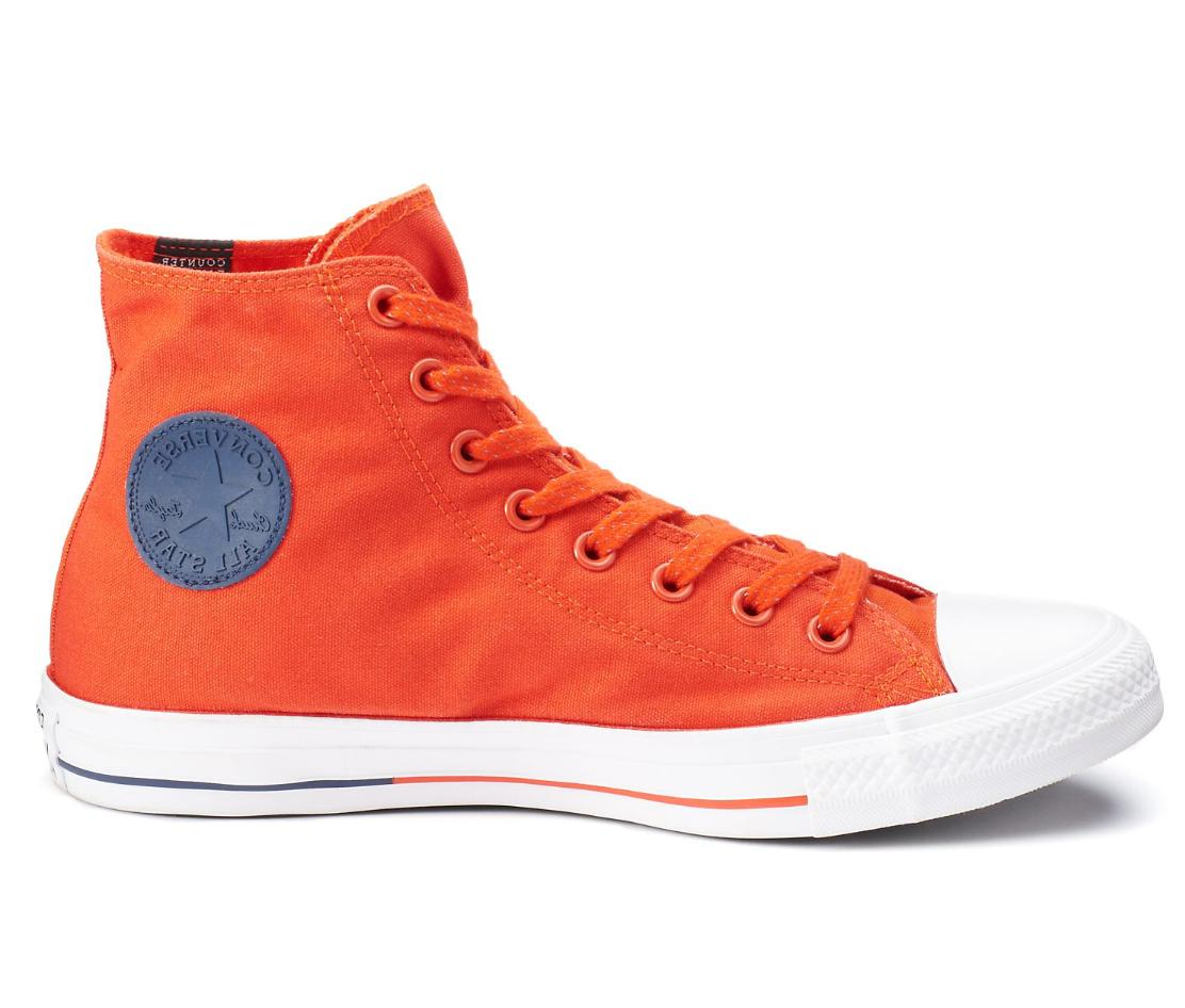 NEW High-Top Water-Resistant Shoes Mens-10, Womens-12 Red $65