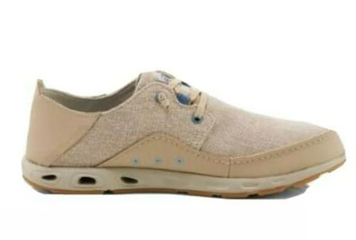 New Columbia Vent Bahama Relaxed Shoes PFG Fossil