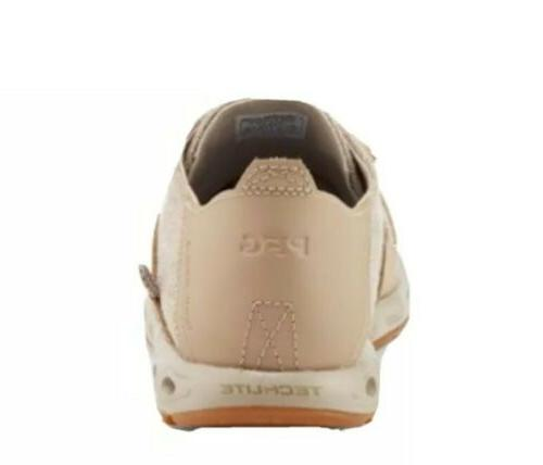 New Bahama Relaxed Shoes PFG Fossil
