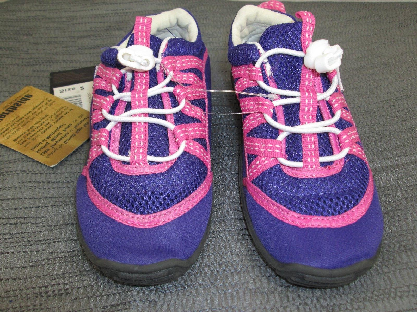 NEW Northside Water Girl's Size Purple Neoprene Sandals Shoes