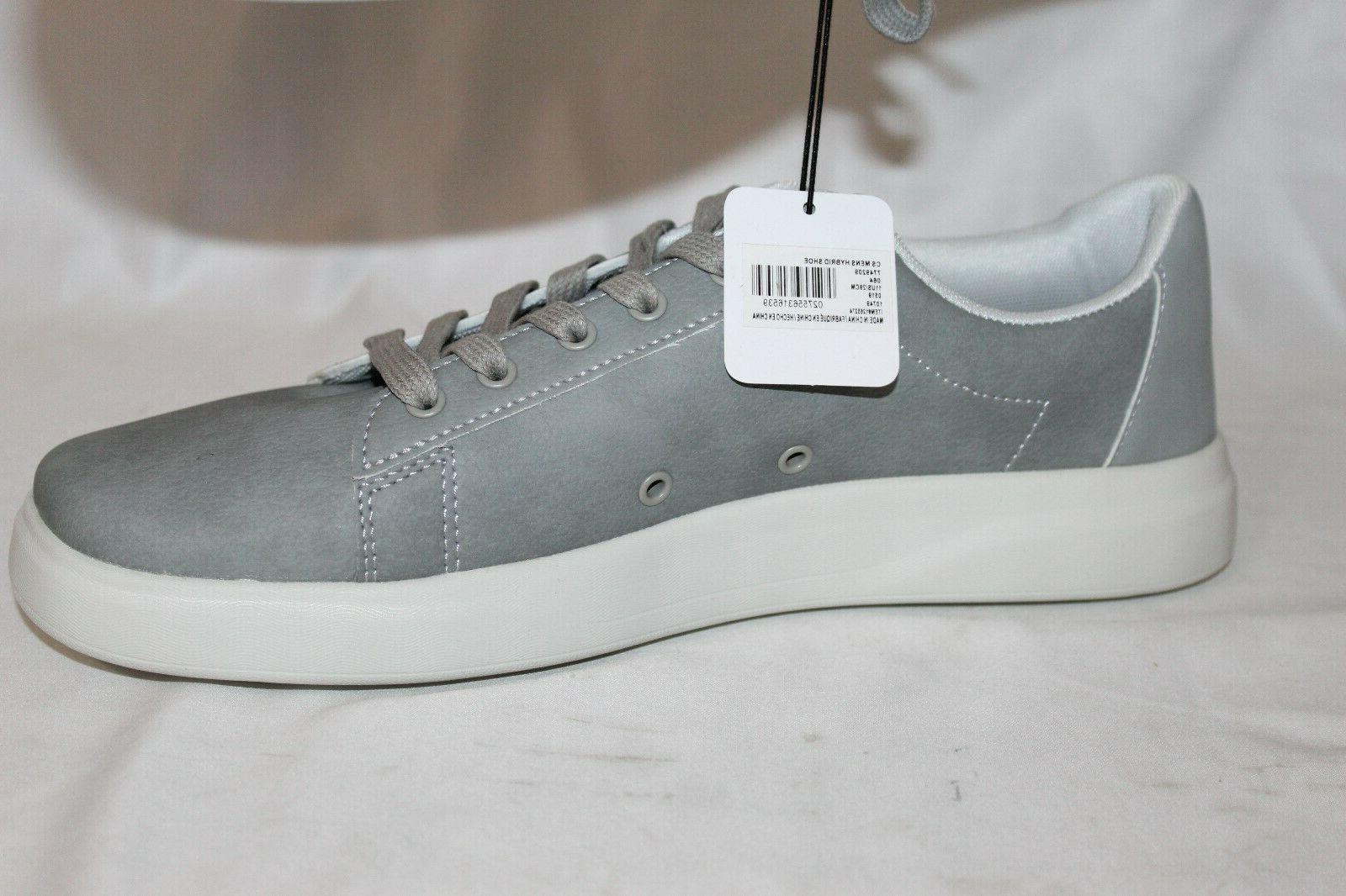 NEW Water Mens Quart Sneaker 11 NWOB