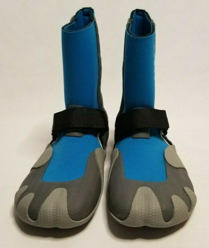 NEW WITHOUT TOP-SIDER SEA SOCK BLUE MEN'S 7 Kayak