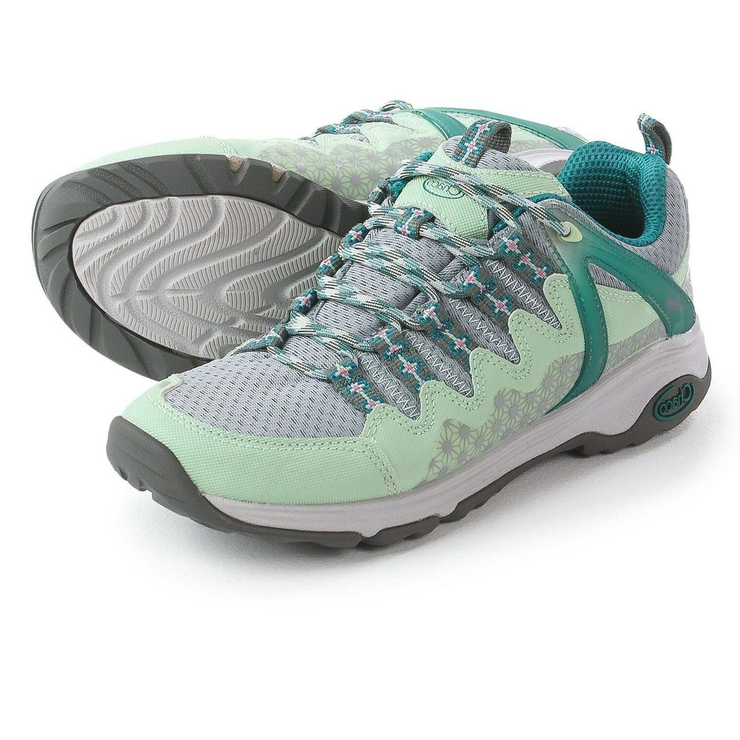 New Women`s Chaco OutCross Evo 4 Water Shoes Bayou US 7