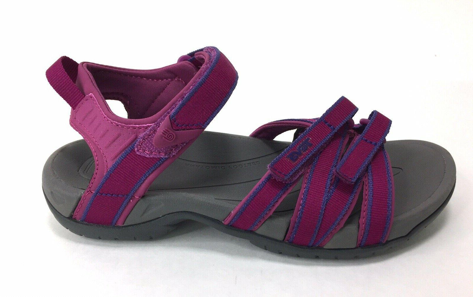 New! Teva Women's Tirra Hiking Purple Pink Shoes