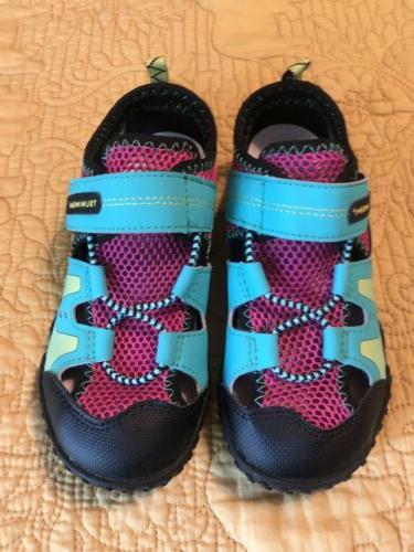 NWOB Water Shoes Sneaker Girl Size 12 Beach