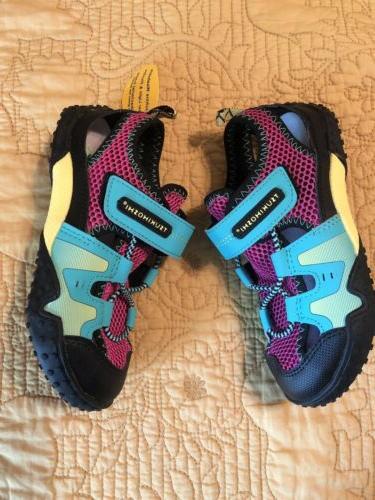 nwob ibiza water shoes sneaker girl size