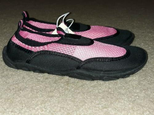 NWT BOBBIE PINK/BLACK SHOES