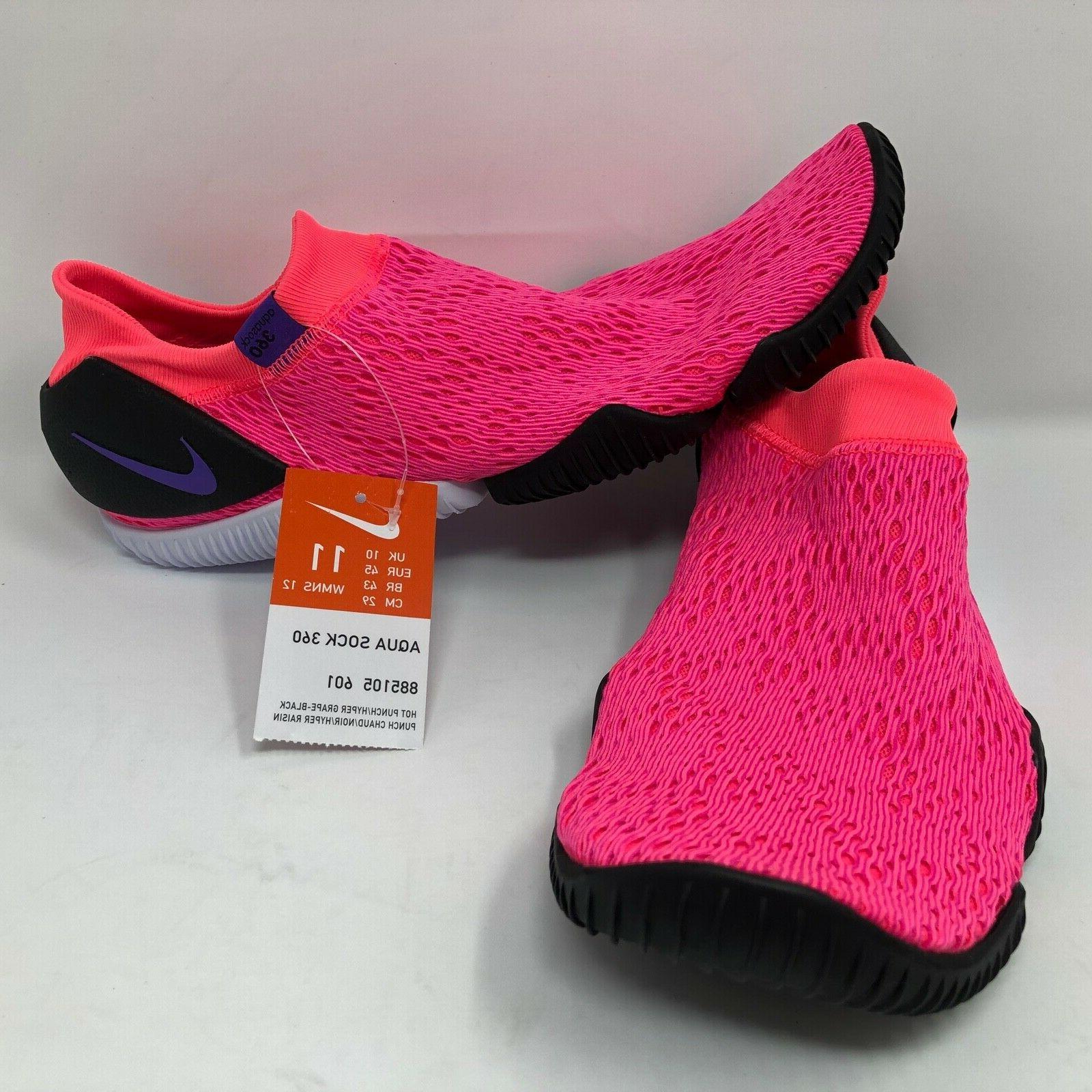 nwt mens aqua sock 360 water shoes