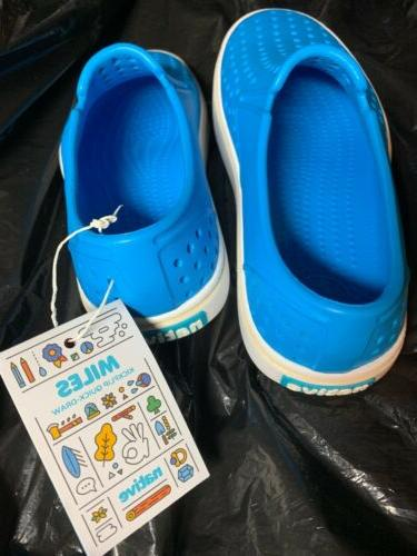 NWT Native Miles Unisex / Water J2 *