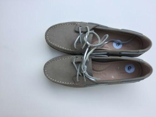 NWT Azur Nubuck Shoes Gray