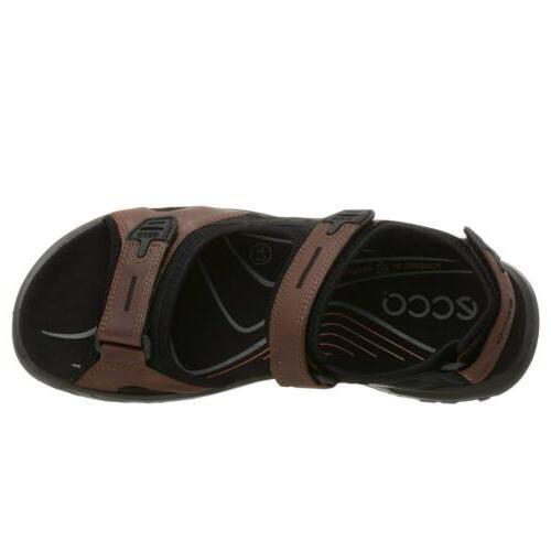 Ecco Mens Leather Sport