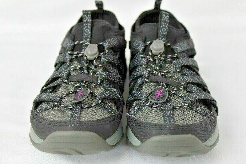 Chaco Water Shoes Women's 7.5 Charcoal Unused No Box