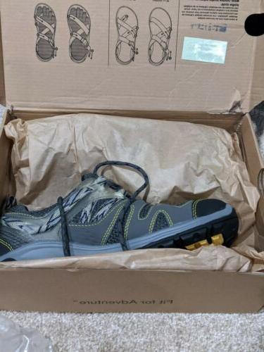 Chaco Mens Sulphur Hiking Shoes 8 41