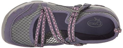 Chaco MJ Hiking Quito Plum, 9 US