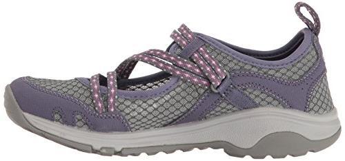 Chaco MJ Hiking Shoe, Plum,