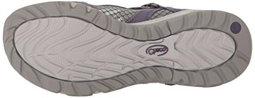 Chaco Women's MJ Shoe, Plum, 9
