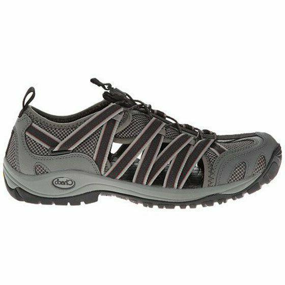 Chaco Outcross Lace Gray Sport Mens
