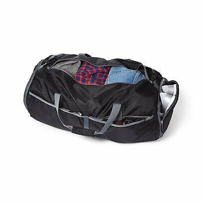 AmazonBasics Packable Travel Duffel, 27-inch,
