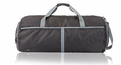 packable travel duffel 27 inch black