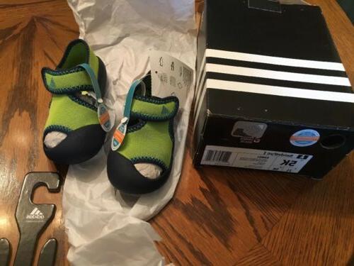 Adidas Sandalfun Infant Water Slides B39862