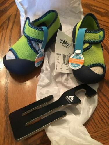 Adidas Performance Infant Water Green / Blue 5K B39862