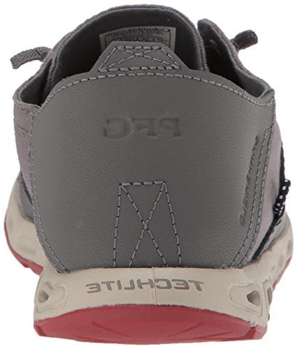 Columbia Vent Relaxed PFG Shoe, Grey, 8
