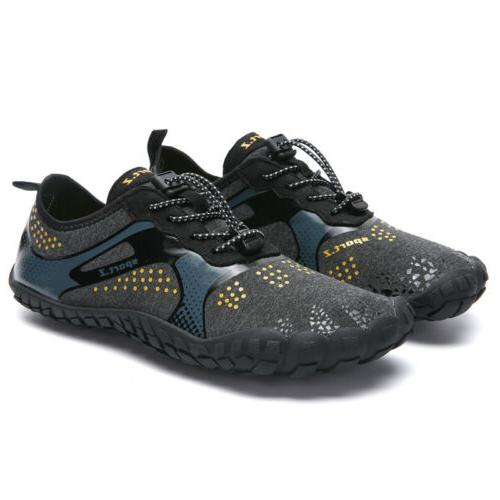 quick dry barefoot hiking water shoes