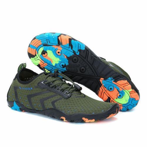 SAGUARO Quick-Dry Aqua Shoes Yoga Exercise Pool Swim