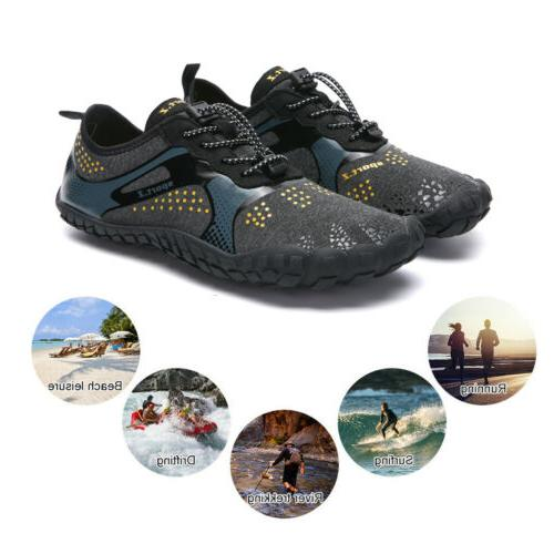 quick dry water shoes barefoot hiking swim