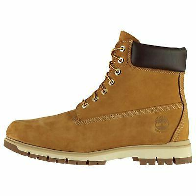 radford 6 ankle boots mens red briar